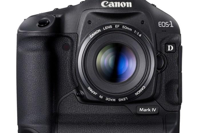 Canon EOS-1D MARK IV Digital SLR Camera