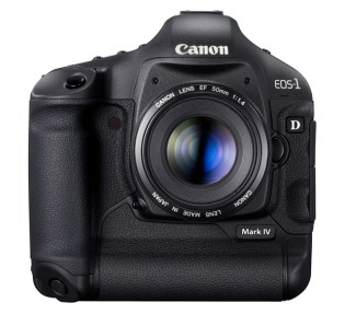 Canon EOS-1D MARK IV Digital SLR Camera