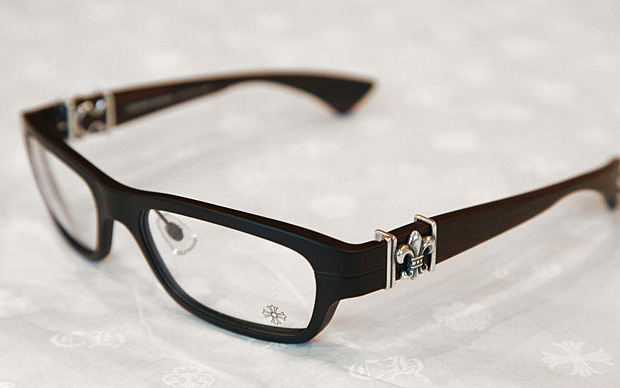 Chrome Hearts Pull-Out Glasses