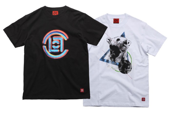 """CLOT 2009 Fall/Winter """"From Dusk Till Dawn"""" PBEAR & OVEREXPOSURE T-Shirt"""