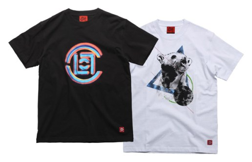 "CLOT 2009 Fall/Winter ""From Dusk Till Dawn"" PBEAR & OVEREXPOSURE T-Shirt"