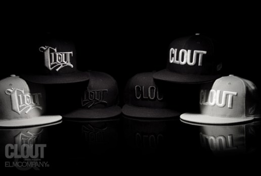 CLOUT Magazine x ELMCOMPANY Fitted Cap Preview
