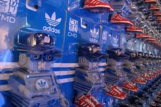CMD x DJ Tommy x adidas Originals Robot Toy