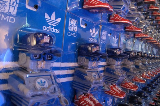CMD x DJ Tommy x adidas Originals Robot Toy