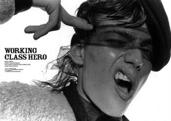 commons&sense Issue 6: Working Class Hero Editorial