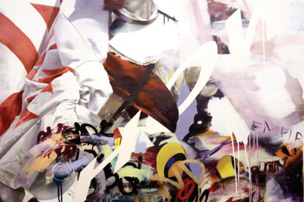 Connor Harrington 'Headless Heroes' Exhibition