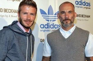 David Beckham & James Bond adidas Originals by Originals 2009 Fall/Winter Collection Launch