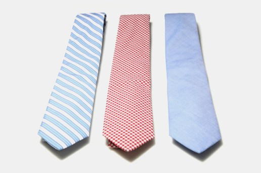 David Hart 2010 Spring Tie Collection