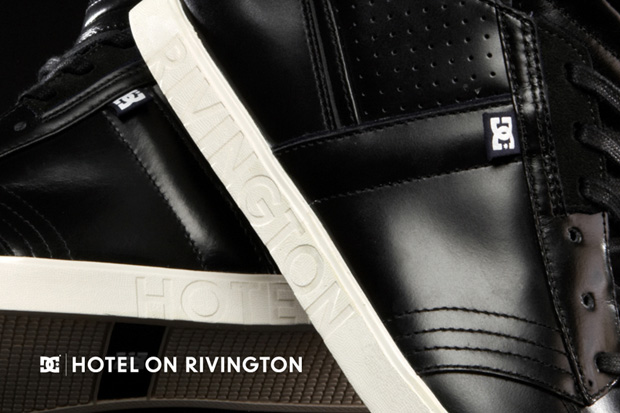 DC LIFE Admiral Sport for Hotel on Rivington
