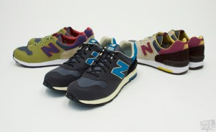 DDCLAB for New Balance 1400 Holiday Collection