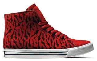 Deathwish Skateboards x Supra Thunder Sneakers