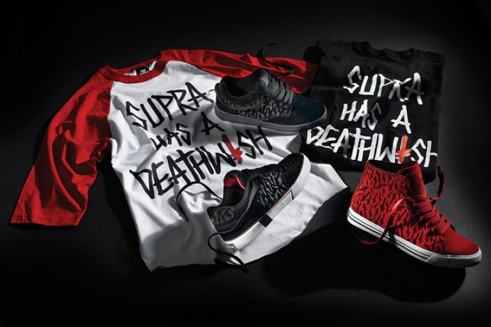 Deathwish x Supra Collection