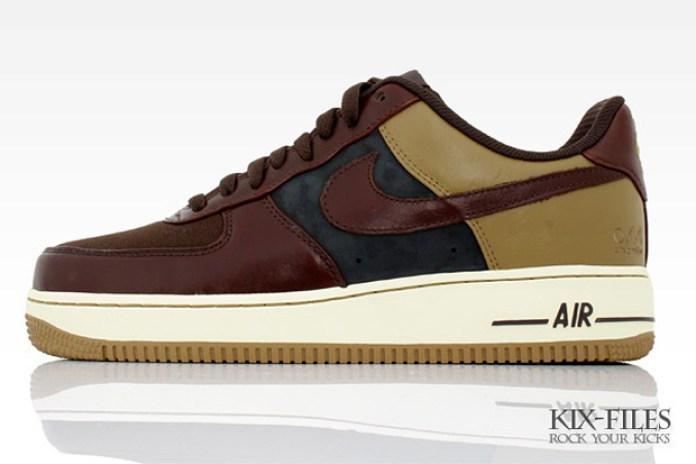 DJ Clark Kent x Nike Air Force 1 Premium Low
