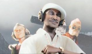 DJ Hero Cinematic Intro Video