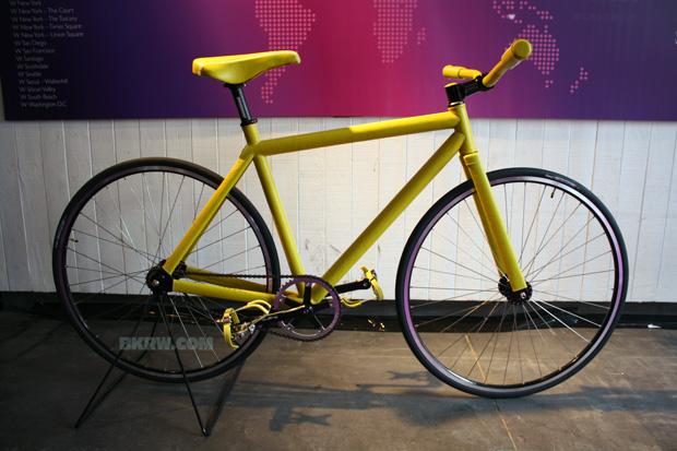 Domeau & Peres x Pharrell Williams Brooklyn Machine Works Fixie Bike