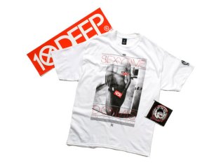 """Donnis x 10.Deep West Coast """"Sexy Time"""" Tee"""