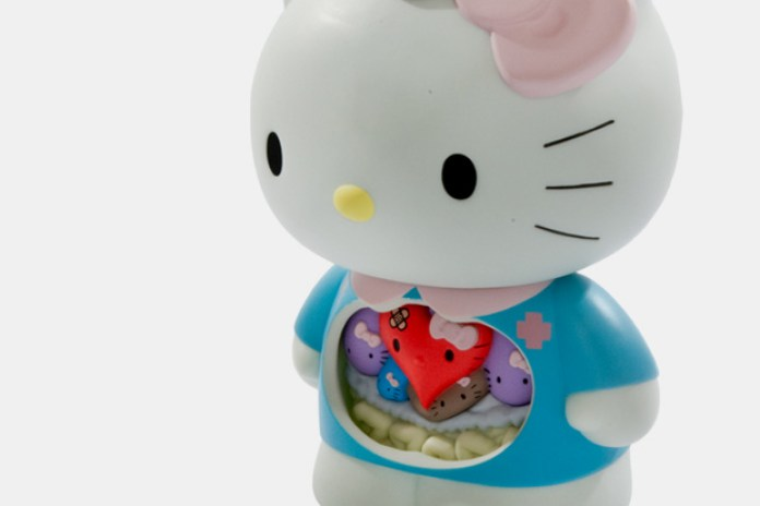 "Dr. Romanelli x Medicom Toy x Hello Kitty ""Anatomy"" Figure"