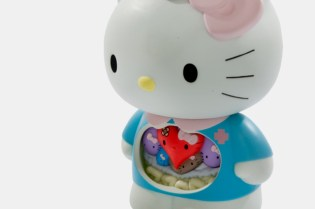 "Dr. Romanelli x Medicom Toy x Hello Kitty ""Anatomy"" Figure"