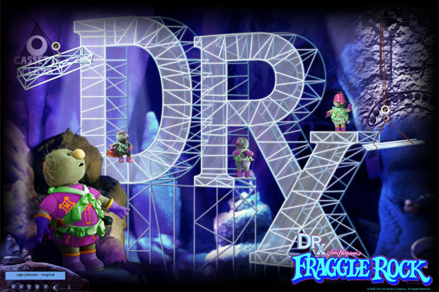 Dr. Romanelli for Jim Henson's Fraggle Rock Update