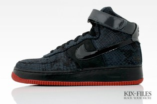 Eddie Cruz x Nike Sportswear Air Force 1 Supreme High
