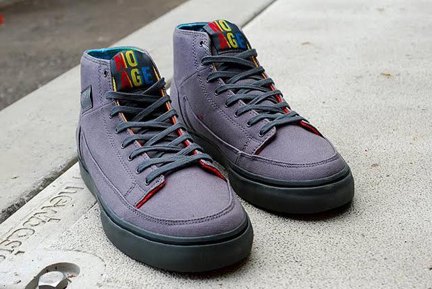Emerica Laced & No Age Collaboration Sneakers