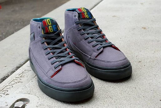 Emerica Laced & No Age Collaboration Sneakers