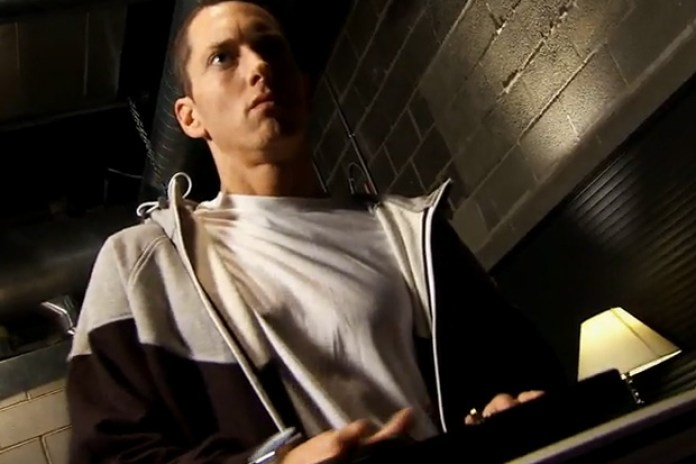 Eminem talks DJ Hero