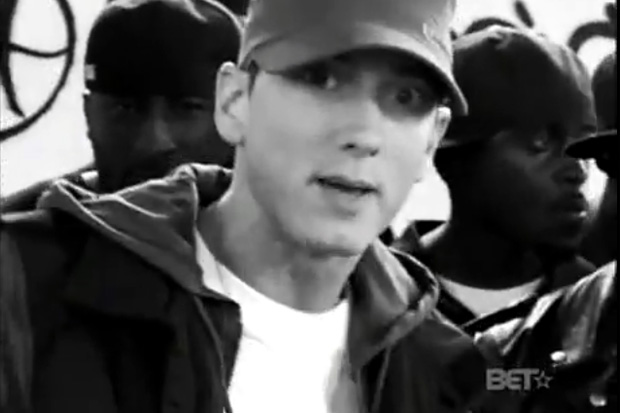 Eminem, Mos Def, Black Thought & DJ Premier Cypher