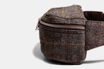 Engineered Garments Tweed Waist Bag
