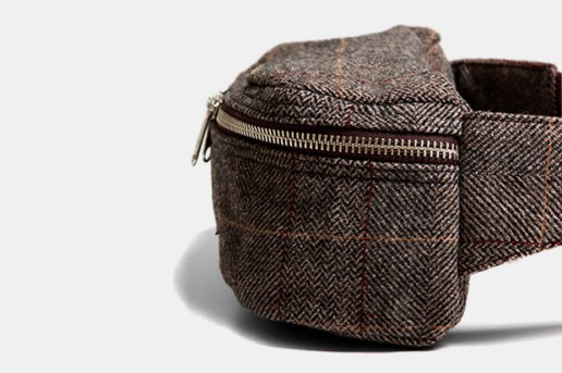 Engineered Garments Tweed Waist Bag