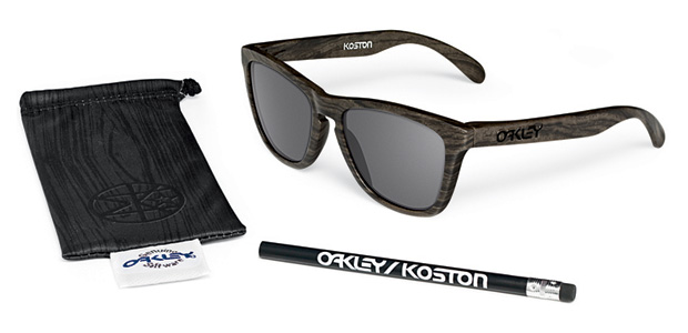 Eric Koston x Oakley Capsule Collection