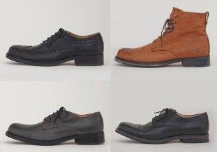Filippa K 2009 Fall/Winter Footwear
