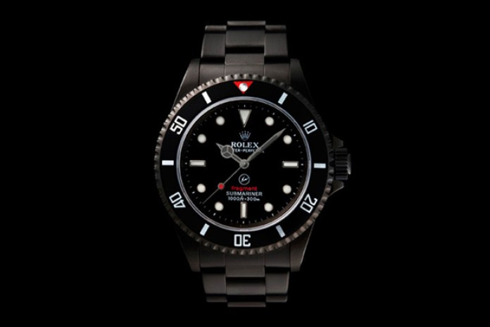fragment design for SOPH. 10th Anniversary Custom Rolex Submariner - A Closer Look