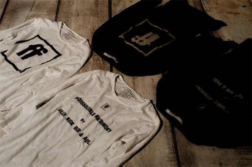 Franz Ferdinand x nano universe Shirt Collection