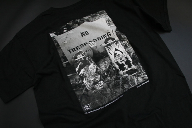 """FUCT """"The Trench"""" T-shirt Collection"""