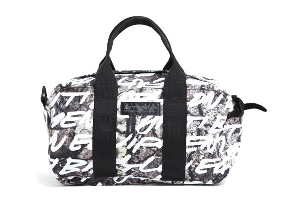 Futura x nitraid Tote Bag / Duffle Bag