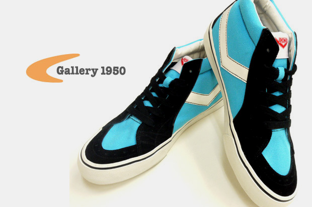 Gallery 1950 x Pony Mid-Cut Sneakers