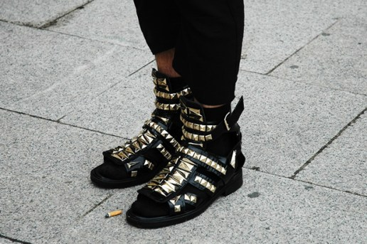 Givenchy 2010 Spring/Summer Sandal Preview
