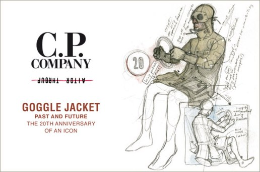 Goggle Jacket - Past and Future. The 20th Anniversary of an Icon