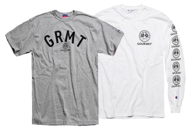 Gourmet 2009 Fall/Winter Champion Shirt Collection