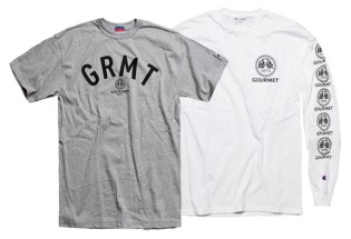 Gourmet 2009 Fall/Winter Champion Shirt Collection