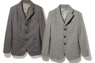 Head Porter Plus Tweed Jacket