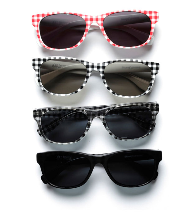 """Hectic x Stussy """"Mad Hectic"""" Sunglasses Collection"""