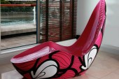 INSA x ROUSSEAU Lounge Chair (NSFW)