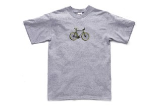 IRAK x W-BASE Bicycle Graphic Tee