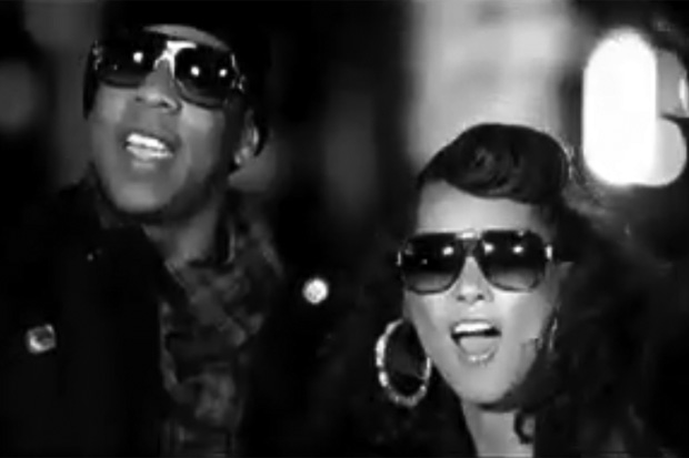 Jay-Z feat Alicia Keys - Empire State of Mind (Video)