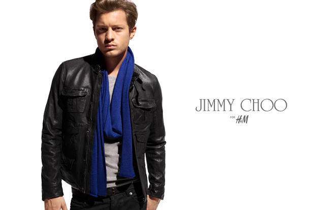 Jimmy Choo for H&M 2009 Fall/Winter Men's Collection
