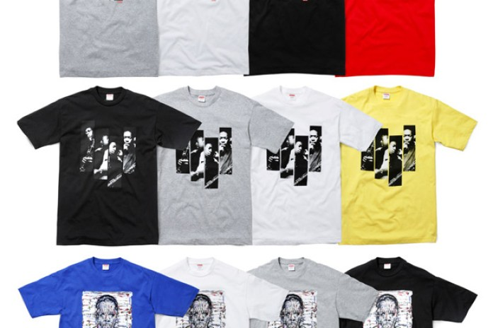 John Coltrane x Supreme Collection