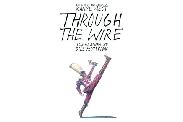 """Kanye West & Bill Plympton present """"Through The Wire"""" - The Words and Lyrics of Kanye West"""