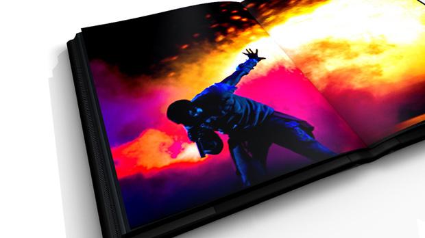 Kanye West: Glow In The Dark Book